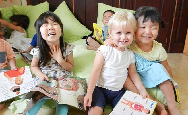 SmartKids International Kindergarten Vietnam, Kindergarten
